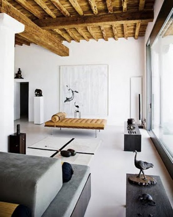 Clearly Minimalist House In White Grey And Black Digsdigs
