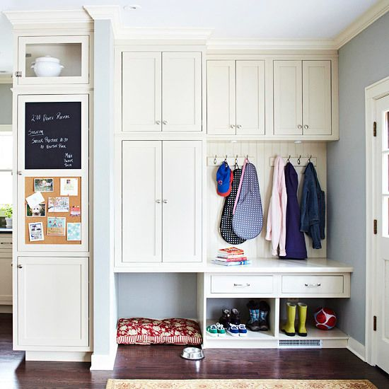 Picture Of clever examples to organize your entryway easily  15