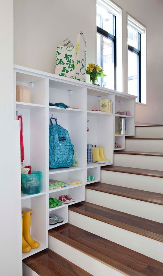 Picture Of clever examples to organize your entryway easily  17