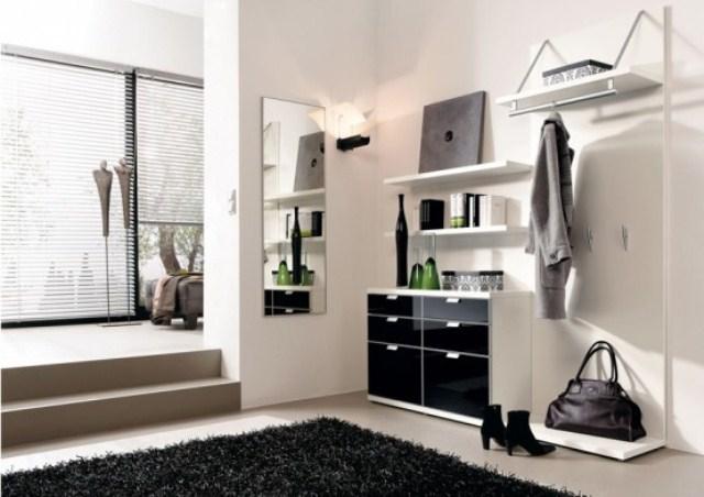 Clever Hallway Storage Ideas