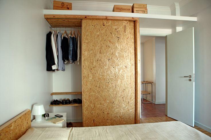 Clever Wardrobe Design Ideas