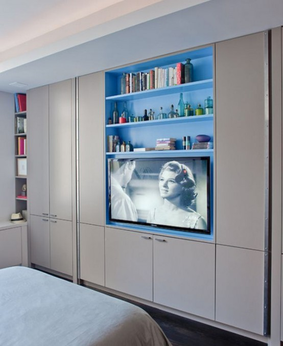 Clever Wardrobe Design Ideas