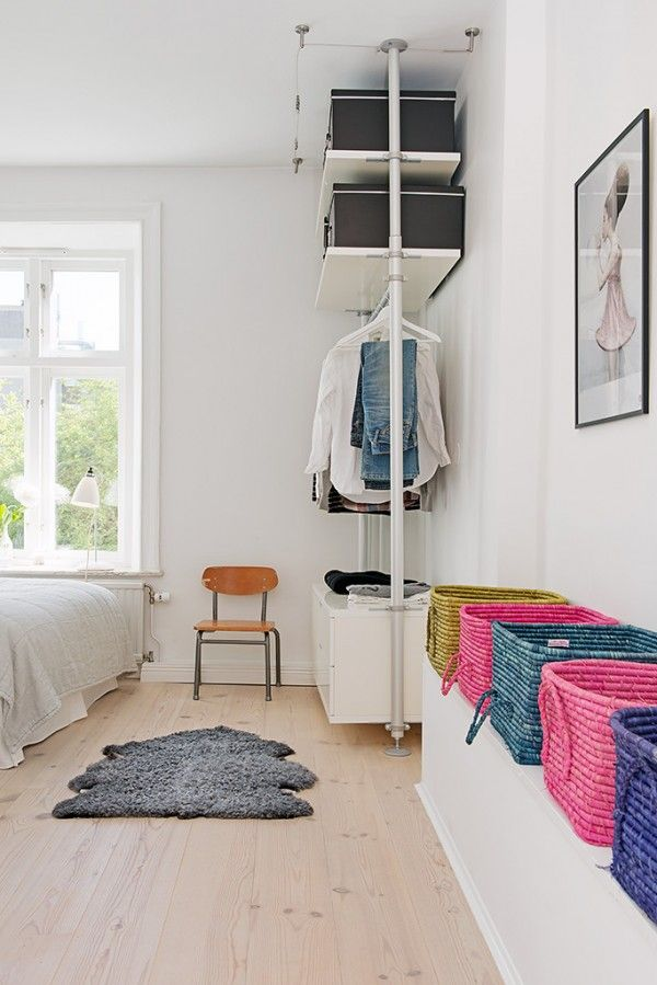 31 Clever Wardrobe Design Ideas