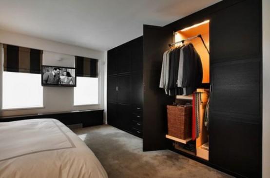 clever design wardrobes for bedroom. Clever Wardrobe Design Ideas 31  DigsDigs