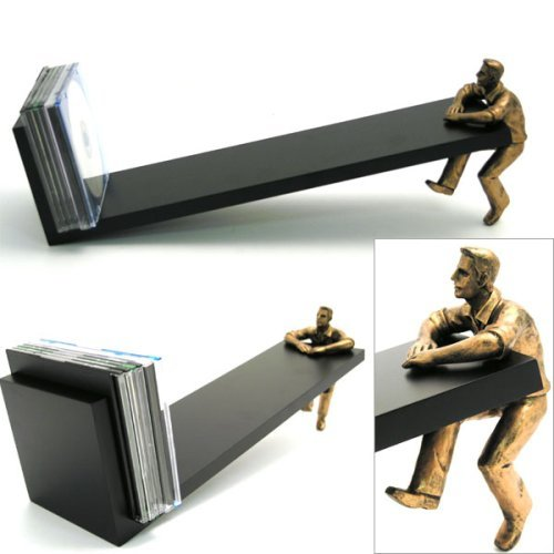 Climbing Man CD Holder