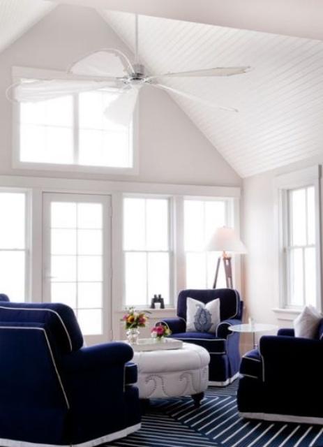 Coastal And Beach Inspired Sunroom Design Ideas