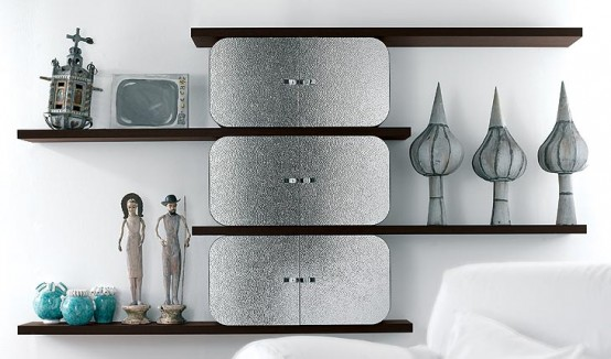 Cocoon Shelving