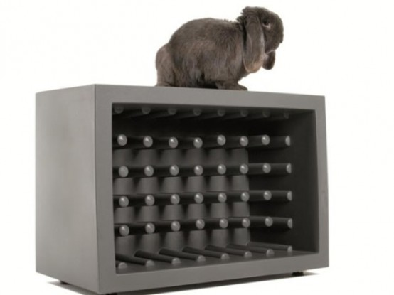 Collecting Wine With Style The Bachus Wine Bottle Holder