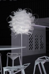 Collection Of Ephemeral And Airy Lamps