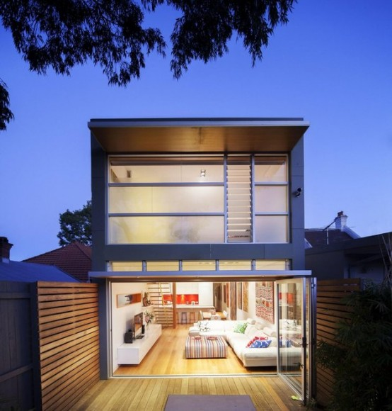 Colorful And Eclectic Home Renovation In Sydney