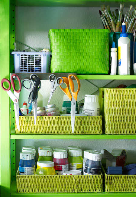 Colorful Apartment Design