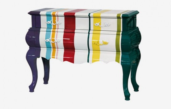 Colorful And Fun Chests Of Drawers