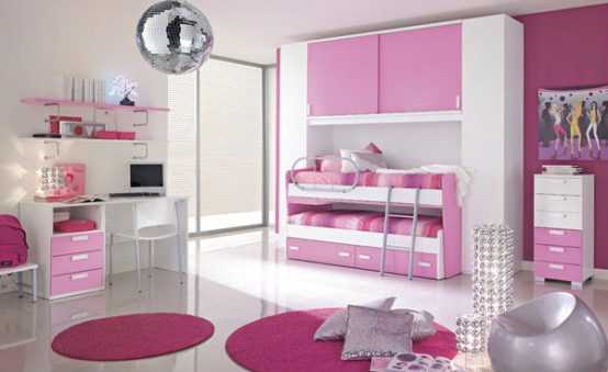 Colorful Children Room