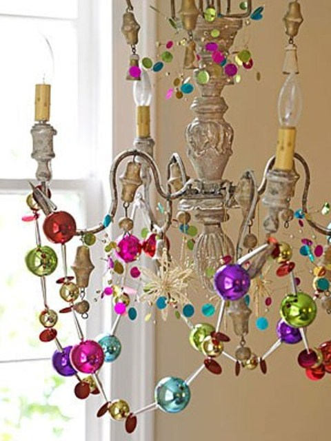 54 Colorful Christmas Inspiring Decor Ideas - 38 - Pelfind
