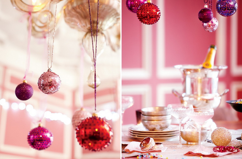 54 Colorful Christmas Inspiring Decor Ideas | DigsDigs