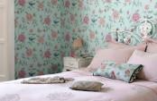 Colorful Femenine Bedroom