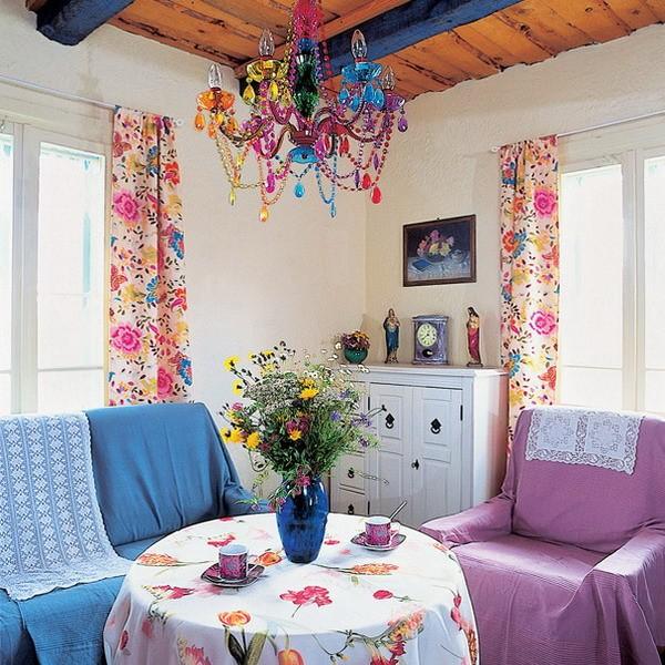 别墅设计 五颜六色 波兰乡村小别墅