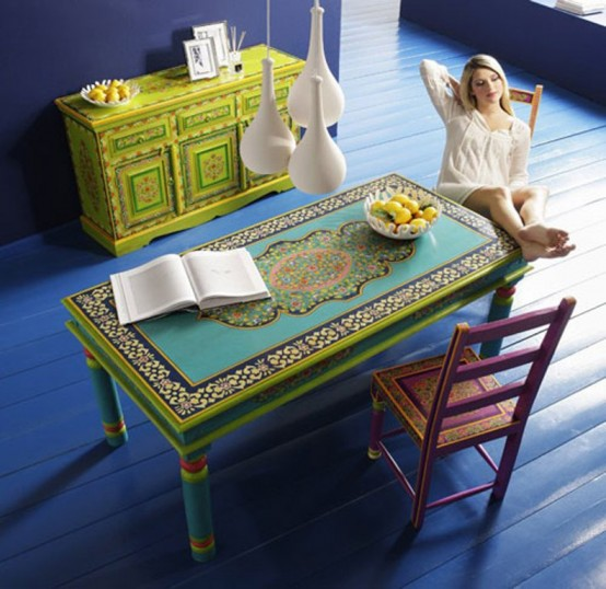 Colorful Ibiza Furniture Collection For Bright Accents