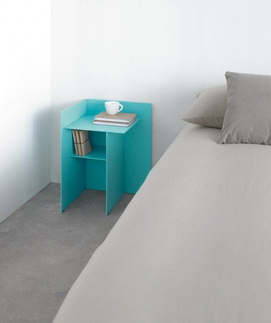 Colorful Judd Side Table With Different Variations