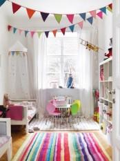 Colorful Kids Bedroom