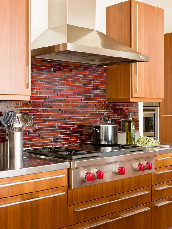 Kitchen Backsplash Pictures Ideas 36 colorful and original kitchen backsplash ideas - digsdigs