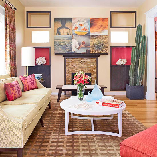 Colorful Living Room Style: 111 Bright And Colorful Living Room Design Ideas