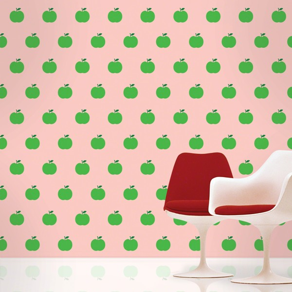 Colorful Patterned Wallpapers For Kids' Rooms by Allison Krongard