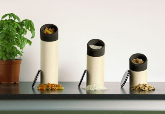 Comfortable And Stylish Containers Collection For Your Kitchen