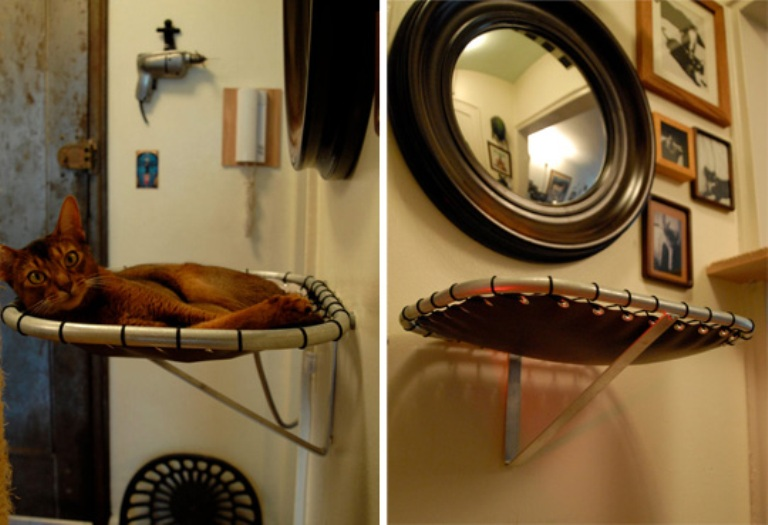 Comfortable Hammock Beds For Cats
