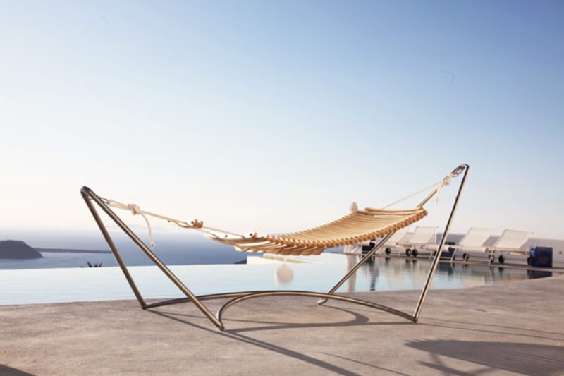 Comfortable Lounge Chair And Hammock Hybrid Digsdigs