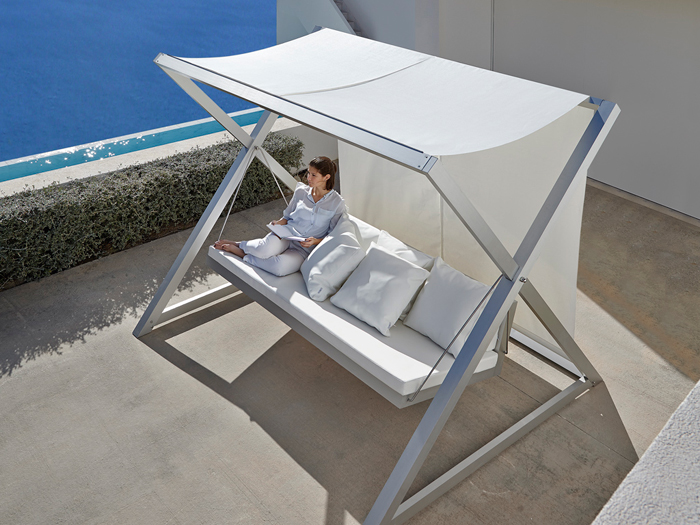 Comfy And Stylish Outdoor Furniture By Gandía Blasco