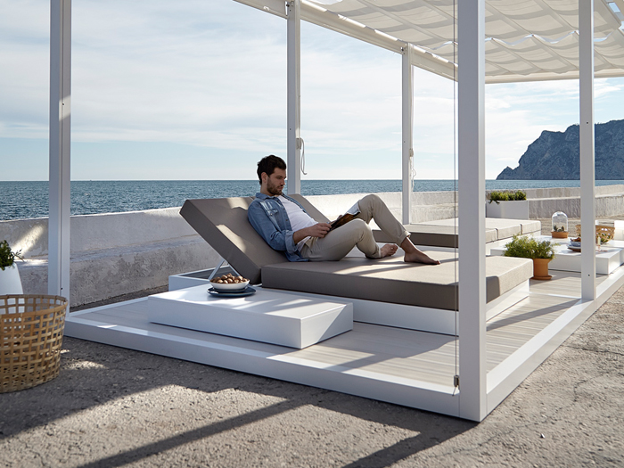 Comfy Andstylish Outdoor Furniture By Gandia Blasco