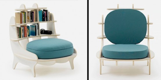comfortable reading chair small space 1