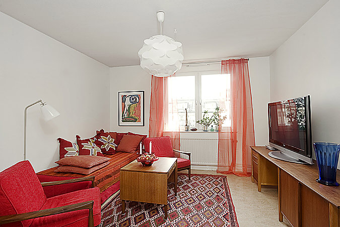 Comfy Seven-Room Apartment Design on 150 Square Meters ...