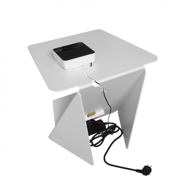 Compact Accent Table