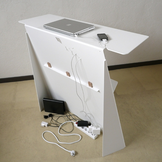 Compact Console Table