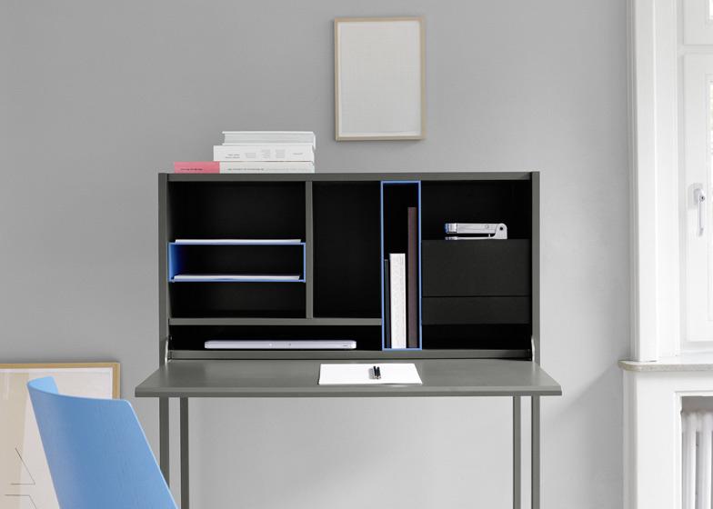Compact Nota Bureau To Save Some Space