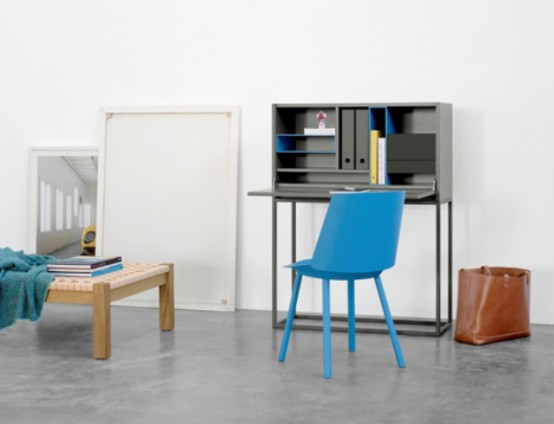 Compact Nota Bureau To Save Some Space