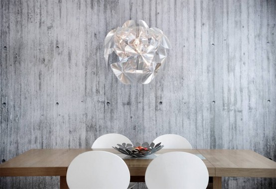 Wallpapers That Make Any Wall Looks Like Raw Concrete