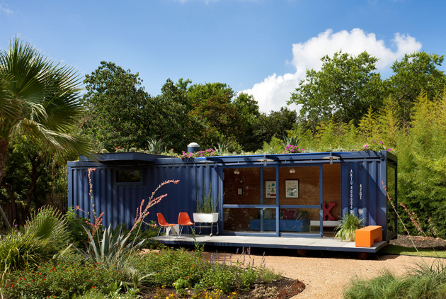 Shipping Container Guest House 630 x 422
