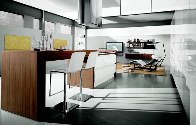16 Modern Kitchen Designs - Contempora Kitchens by Aster Cucine ...