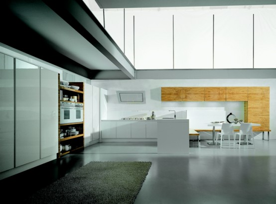16 Modern Kitchen Designs – Contempora Kitchens by Aster Cucine