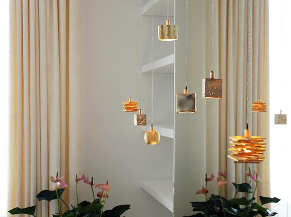 Contemporary interior design of two level apartment digsdigs for Contemporary apartment exterior design