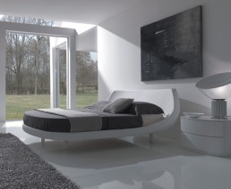 Contemporary Italian Beds By Fimes