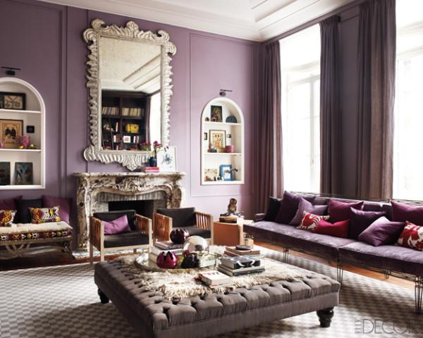 Contemporary And Cozy Living Room