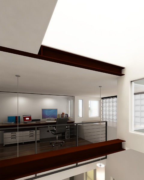 Contemporary Block House Design