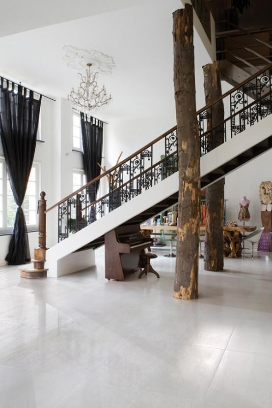 Contemporary Elegant Porcelain Tiles