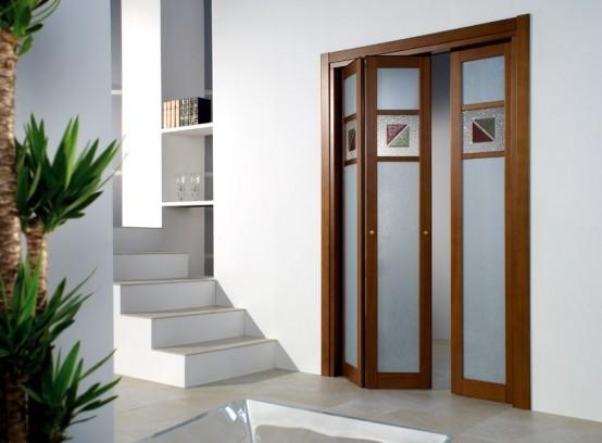 Modern Folding Doors by Foa Porte