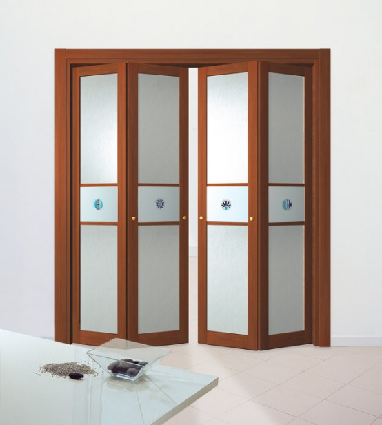 Contemporary Folding Doors