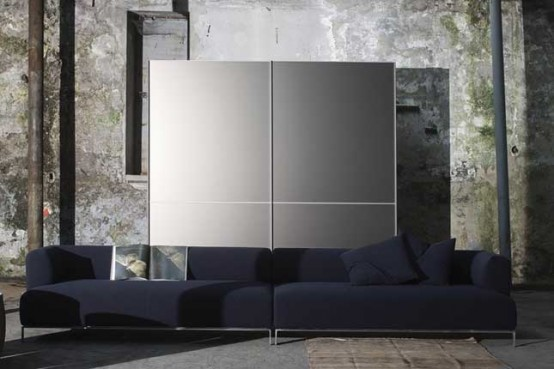 Contemporary Glossy Wardrobe Light